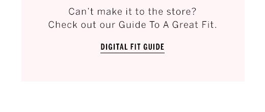 Digital Fit Guide