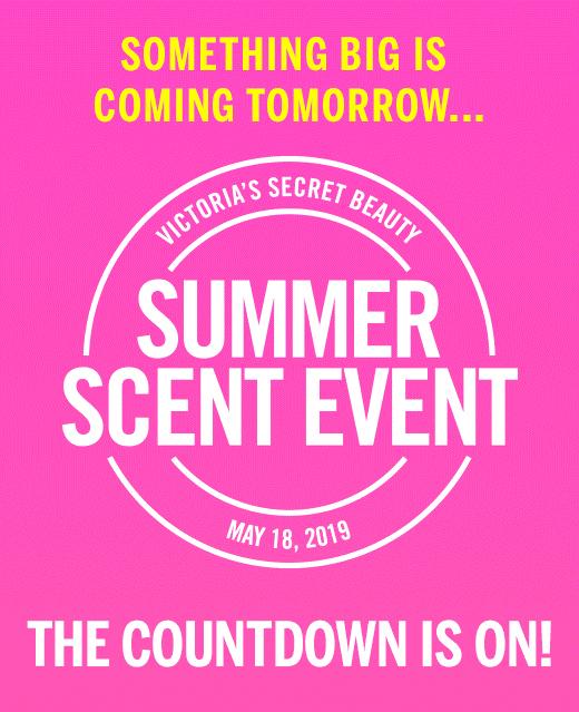 Summer Scent Event