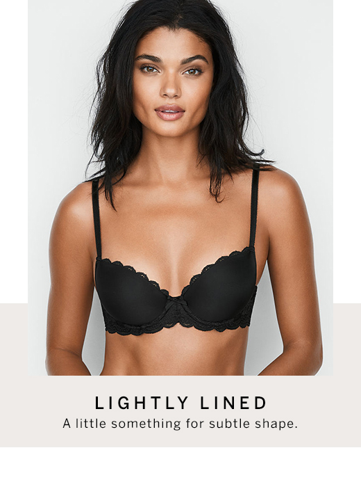 Lightly Lined Bra