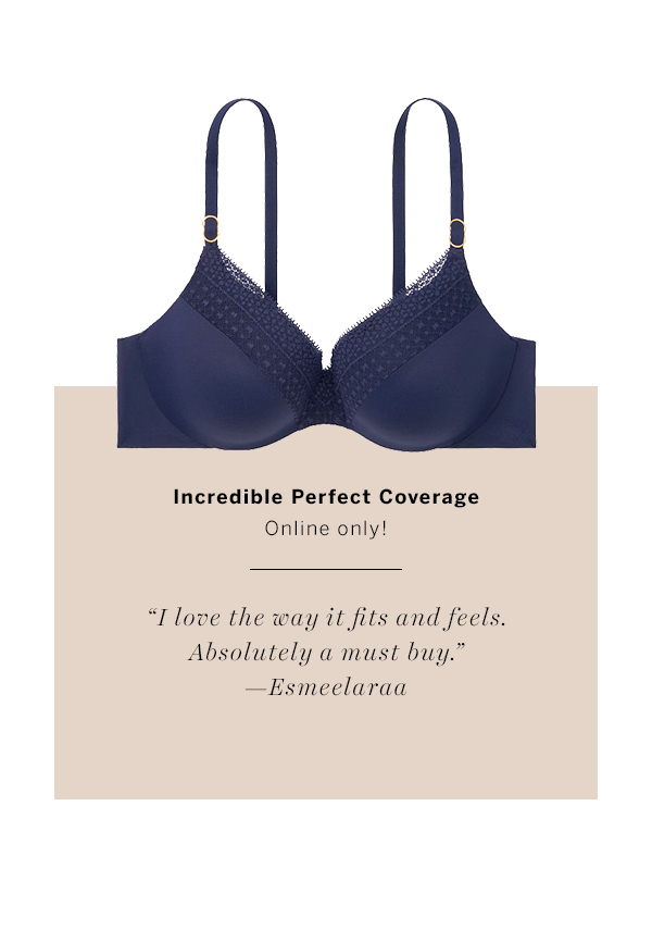 Incredible Perfect Coverage Review