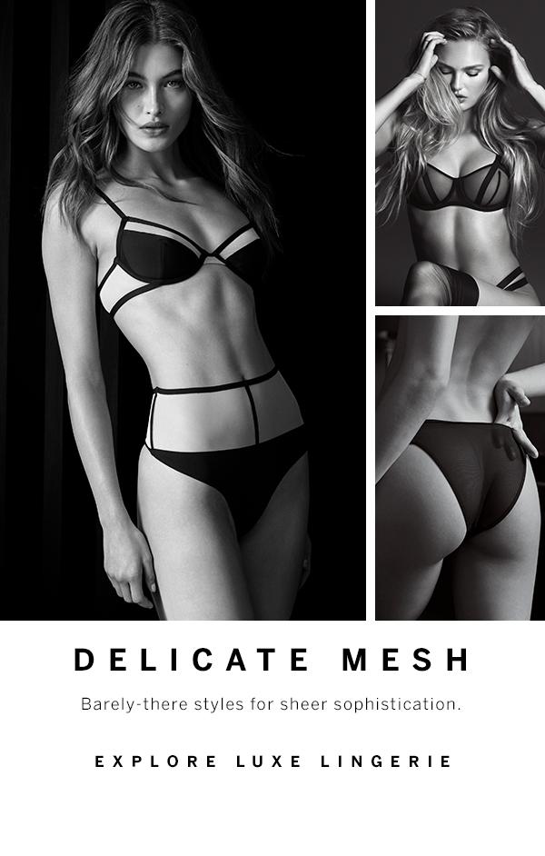 Delicate Mesh
