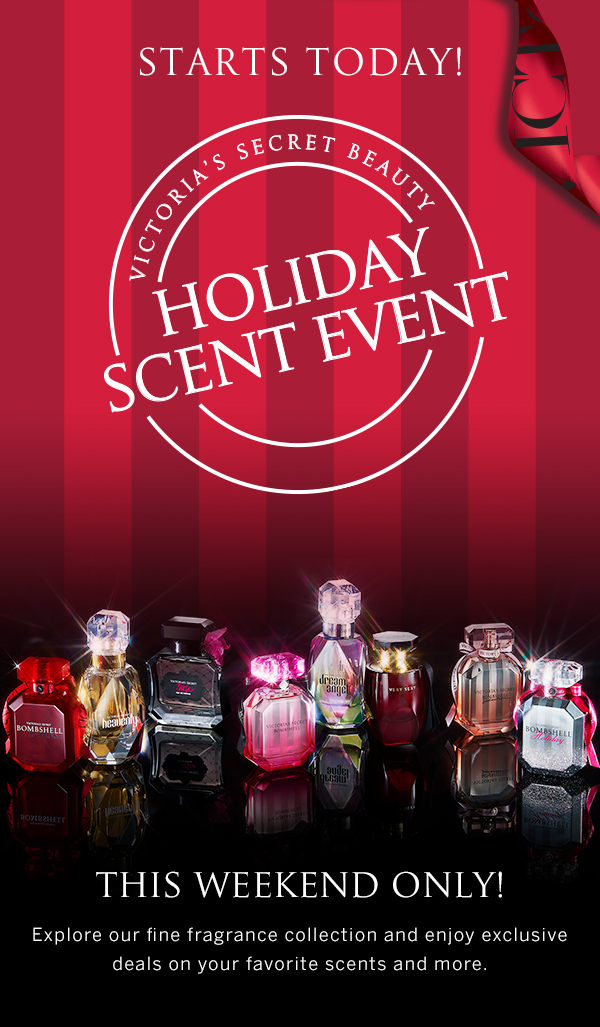 Holiday Scent Event