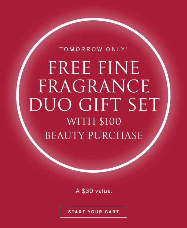 Fine Fragrance Duo