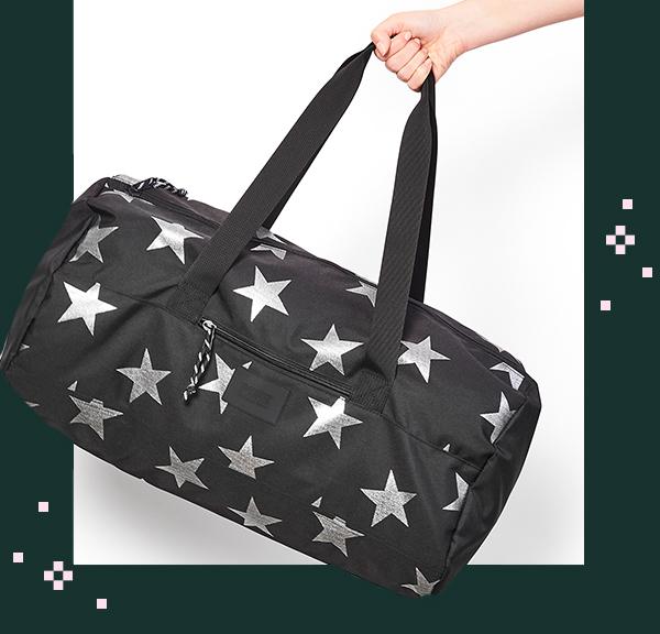 Image of duffle bag
