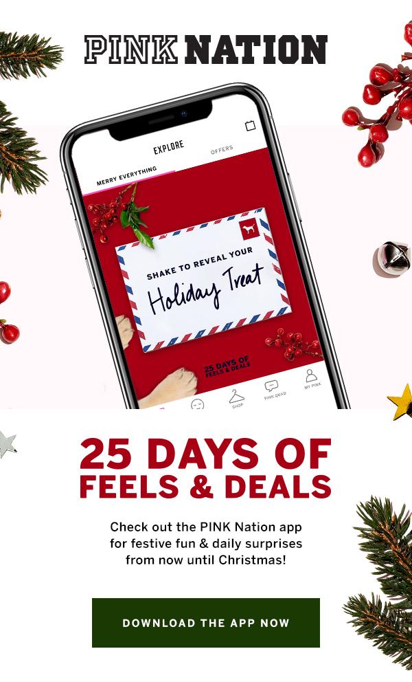 25 Days of Deals & Feels