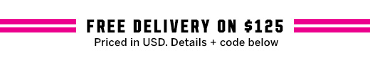 Free Delivery On $125